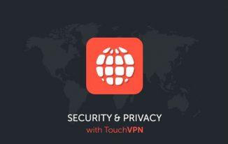 Touch vpn , ứng dụng VPN miễn phí hoàn toàn chỉ với 1 cú chạm