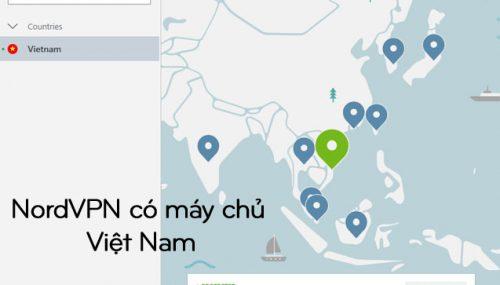 Các phần mềm vpn  máy chủ Việt Nam nên dùng